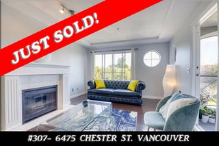 "Photo 1: 307 6475 CHESTER Street in Vancouver: Fraser VE Condo for sale in ""SOUTHRIDGE HOUSE"" (Vancouver East)  : MLS®# R2503593"
