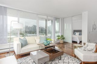 "Photo 12: 701 1833 CROWE Street in Vancouver: False Creek Condo for sale in ""THE FOUNDRY"" (Vancouver West)  : MLS®# R2508702"