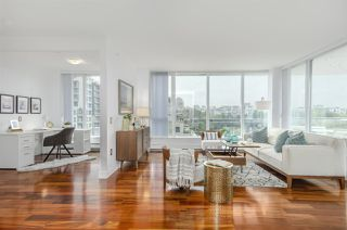 "Photo 10: 701 1833 CROWE Street in Vancouver: False Creek Condo for sale in ""THE FOUNDRY"" (Vancouver West)  : MLS®# R2508702"