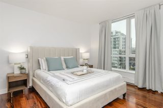 "Photo 6: 701 1833 CROWE Street in Vancouver: False Creek Condo for sale in ""THE FOUNDRY"" (Vancouver West)  : MLS®# R2508702"