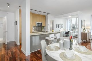"Photo 2: 701 1833 CROWE Street in Vancouver: False Creek Condo for sale in ""THE FOUNDRY"" (Vancouver West)  : MLS®# R2508702"