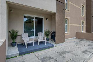 Photo 2: 106 180 Beliveau Road in Winnipeg: St Vital Condominium for sale (2D)  : MLS®# 202100238