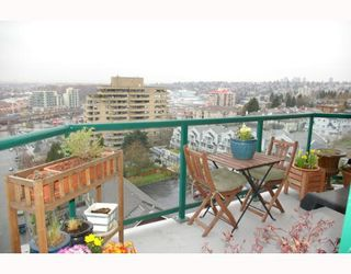 "Photo 9: 121 10TH Street in New Westminster: Uptown NW Condo for sale in ""Vista Royale"" : MLS®# V639568"