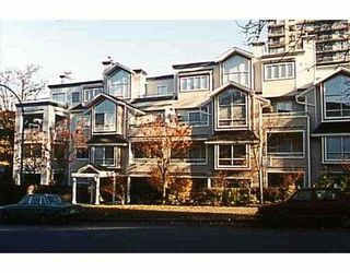 "Photo 1: 107 1465 COMOX Street in Vancouver: West End VW Condo for sale in ""BRIGHTON COURT"" (Vancouver West)  : MLS®# V655109"