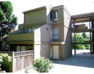 """Photo 1: 304 9155 SATURNA Drive in Burnaby: Simon Fraser Hills Townhouse for sale in """"MOUNTAINWOOD"""" (Burnaby North)  : MLS®# V674520"""
