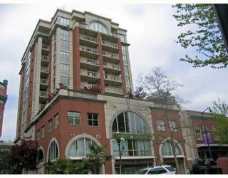 """Photo 1: 1003 680 CLARKSON Street in New_Westminster: Downtown NW Condo for sale in """"THE CLARKSON"""" (New Westminster)  : MLS®# V713144"""