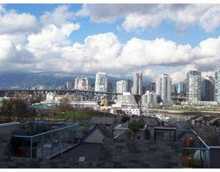 """Photo 7: 309 1166 W 6TH Avenue in Vancouver: Fairview VW Condo for sale in """"SEASCAPE VISTA"""" (Vancouver West)  : MLS®# V632323"""