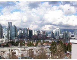 """Photo 9: 309 1166 W 6TH Avenue in Vancouver: Fairview VW Condo for sale in """"SEASCAPE VISTA"""" (Vancouver West)  : MLS®# V632323"""