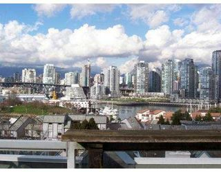 """Photo 1: 309 1166 W 6TH Avenue in Vancouver: Fairview VW Condo for sale in """"SEASCAPE VISTA"""" (Vancouver West)  : MLS®# V632323"""