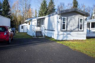 "Photo 1: 98 1000 INVERNESS Road in Prince George: Aberdeen PG Manufactured Home for sale in ""Inverness"" (PG City North (Zone 73))  : MLS®# R2416006"