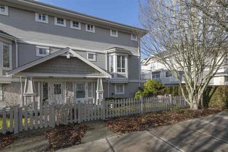 Main Photo: 33 9088 JONES Road in Richmond: McLennan North Townhouse for sale : MLS®# R2421866