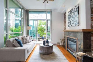 """Photo 2: 112 2515 ONTARIO Street in Vancouver: Mount Pleasant VW Condo for sale in """"ELEMENTS"""" (Vancouver West)  : MLS®# R2473031"""