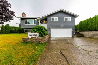 Photo 1: 32968 ASPEN Avenue in Abbotsford: Central Abbotsford House for sale : MLS®# R2491105