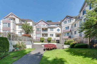 "Main Photo: 110 2620 JANE Street in Port Coquitlam: Central Pt Coquitlam Condo for sale in ""JANE GARDENS"" : MLS®# R2501624"
