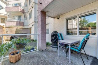 """Photo 22: 110 2620 JANE Street in Port Coquitlam: Central Pt Coquitlam Condo for sale in """"JANE GARDENS"""" : MLS®# R2501624"""