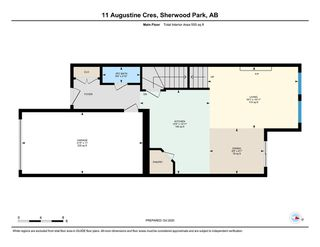 Photo 26: 3 11 AUGUSTINE Crescent: Sherwood Park House Half Duplex for sale : MLS®# E4216736