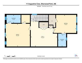 Photo 27: 3 11 AUGUSTINE Crescent: Sherwood Park House Half Duplex for sale : MLS®# E4216736