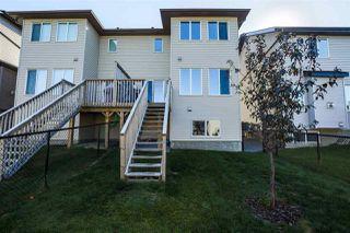 Photo 25: 3 11 AUGUSTINE Crescent: Sherwood Park House Half Duplex for sale : MLS®# E4216736