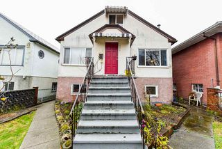 Main Photo: 2371 ADANAC Street in Vancouver: Hastings House for sale (Vancouver East)  : MLS®# R2523738