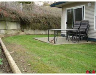 """Photo 8: 36060 LOWER SUMAS MTN Road in Abbotsford: Abbotsford East Townhouse for sale in """"Mountain View Village"""" : MLS®# F2707133"""