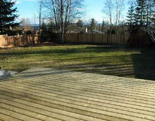 Photo 10: 7740 ST PATRICK Avenue in Prince_George: St. Lawrence Heights House for sale (PG City South (Zone 74))  : MLS®# N177932