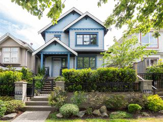 Main Photo: 1348 E 7TH Avenue in Vancouver: Grandview Woodland House 1/2 Duplex for sale (Vancouver East)  : MLS®# R2395277