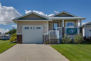 Main Photo: 110 Bayshore Drive in Sylvan Lake: SL Lighthouse Point Residential Condo for sale : MLS®# CA0178351