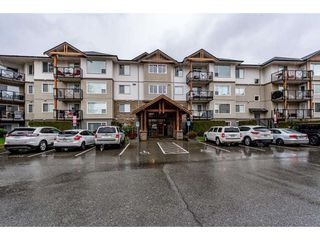 "Photo 1: 414 2955 DIAMOND Crescent in Abbotsford: Abbotsford West Condo for sale in ""Westwood"" : MLS®# R2438358"