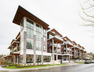 """Main Photo: 409 12460 191 Street in Pitt Meadows: Mid Meadows Condo for sale in """"ORION"""" : MLS®# R2443623"""