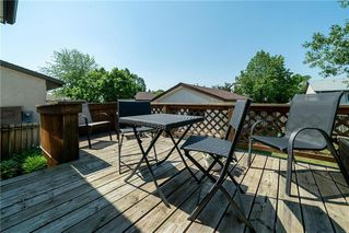Photo 30: 579 Paddington Road in Winnipeg: River Park South Residential for sale (2F)  : MLS®# 202009510