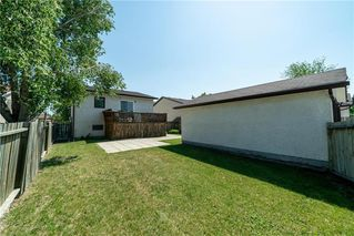 Photo 34: 579 Paddington Road in Winnipeg: River Park South Residential for sale (2F)  : MLS®# 202009510