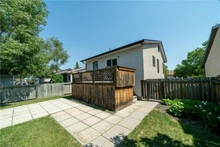 Photo 31: 579 Paddington Road in Winnipeg: River Park South Residential for sale (2F)  : MLS®# 202009510