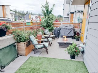Photo 15: 102 3318 Radiant Way in Langford: La Happy Valley Row/Townhouse for sale : MLS®# 841190