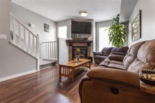 "Photo 1: 19 15068 58 Avenue in Surrey: Sullivan Station Townhouse for sale in ""SummerRidge"" : MLS®# R2488194"