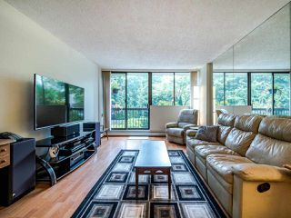 Main Photo: 205 620 SEVENTH AVENUE in New Westminster: Uptown NW Condo for sale : MLS®# R2498799