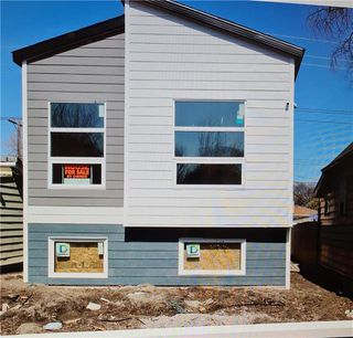 Photo 1: 517 Aberdeen Avenue in Winnipeg: North End Residential for sale (4A)  : MLS®# 202100455