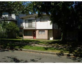 Main Photo: 485 E 11TH AV in Vancouver: House for sale (483)  : MLS®# V847766