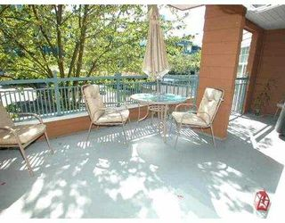 "Photo 3: 208 3075 PRIMROSE Lane in Coquitlam: North Coquitlam Condo for sale in ""LAKESIDE COMPLEX"" : MLS®# V668322"