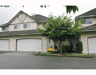 "Photo 1: 56 758 RIVERSIDE Drive in Port Coquitlam: Riverwood Townhouse for sale in ""RIVERLANE ESTATES"" : MLS®# V669347"