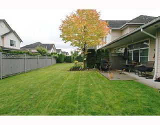 "Photo 10: 56 758 RIVERSIDE Drive in Port Coquitlam: Riverwood Townhouse for sale in ""RIVERLANE ESTATES"" : MLS®# V669347"