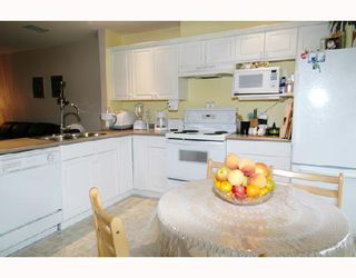 "Photo 3: 56 758 RIVERSIDE Drive in Port Coquitlam: Riverwood Townhouse for sale in ""RIVERLANE ESTATES"" : MLS®# V669347"