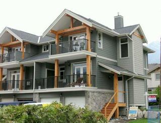 """Photo 4: 39760 GOVERNMENT Road in Squamish: Northyards Townhouse for sale in """"ARBOURWOODS"""" : MLS®# V630877"""