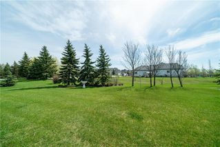 Photo 44: 36 Marston Drive in Winnipeg: Marston Meadows Residential for sale (1W)  : MLS®# 202006793