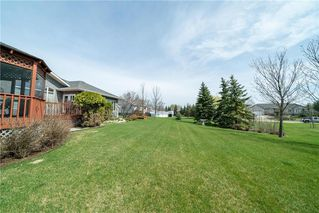 Photo 47: 36 Marston Drive in Winnipeg: Marston Meadows Residential for sale (1W)  : MLS®# 202006793