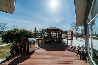 Photo 36: 36 Marston Drive in Winnipeg: Marston Meadows Residential for sale (1W)  : MLS®# 202006793