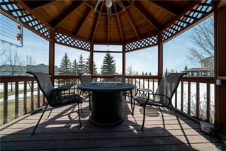 Photo 37: 36 Marston Drive in Winnipeg: Marston Meadows Residential for sale (1W)  : MLS®# 202006793