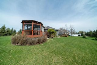 Photo 46: 36 Marston Drive in Winnipeg: Marston Meadows Residential for sale (1W)  : MLS®# 202006793