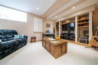 Photo 28: 36 Marston Drive in Winnipeg: Marston Meadows Residential for sale (1W)  : MLS®# 202006793