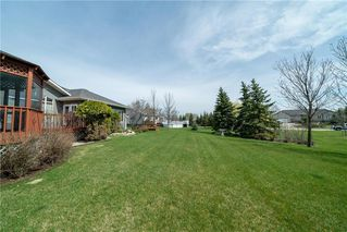 Photo 41: 36 Marston Drive in Winnipeg: Marston Meadows Residential for sale (1W)  : MLS®# 202006793