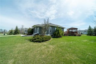 Photo 39: 36 Marston Drive in Winnipeg: Marston Meadows Residential for sale (1W)  : MLS®# 202006793